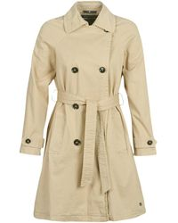 Marc O'polo Caracolite Women's Trench Coat In Beige - Natural