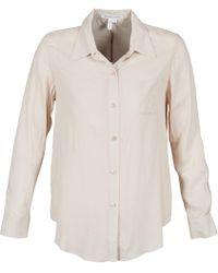 BCBGeneration 616747 Women's Shirt In Beige - Natural