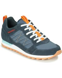 Merrell Alpine Trainer Shoes (trainers) - Blue