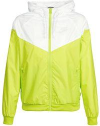 Nike Sportswear Windrunner Windbreakers - Green