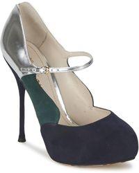 John Galliano - Ao2179 Court Shoes - Lyst