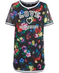 Love Moschino W5a0302 Dress - Black