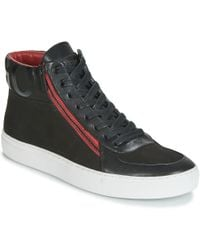 HUGO - Futurism Hito Nuzp Shoes (high-top Trainers) - Lyst