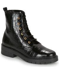 André Nagamma Mid Boots - Black