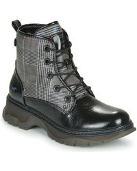 Mustang 1361504 Mid Boots - Black