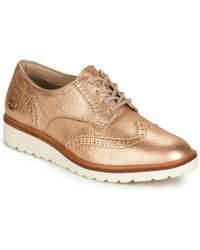 Timberland Ellis Street Oxford Casual Shoes - Pink