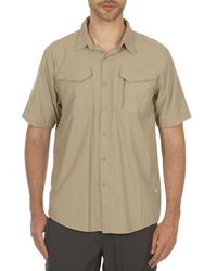 The North Face - New Sequoia Short Sleeved Shirt - Lyst