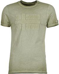 Napapijri - Slaj T Shirt - Lyst