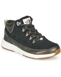 The North Face W Back-to-berkeley Redux Mid Boots - Black