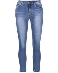 Best Mountain - Rosepelle Skinny Jeans - Lyst