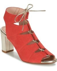 Betty London Inalu Sandals - Red