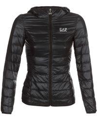 EA7 Train Core Lady Jacket - Black
