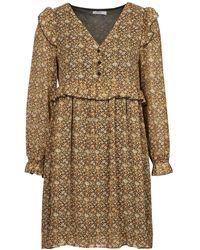 Betty London Pixone Dress - Brown