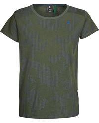 G-Star RAW Gyre Ao R T Wmn Ss T Shirt - Multicolour