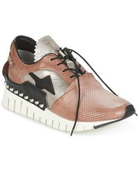 A.s.98 Denalux Shoes (trainers) - Pink