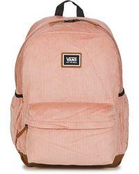 Vans Realm Plus Ii Backpack - Pink