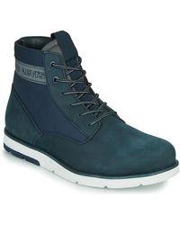 Levi's Levis Jax Xlite Mid Boots - Blue
