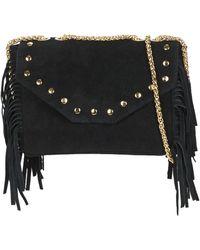 Betty London Oscar Shoulder Bag - Black
