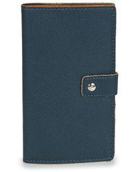 Casual Attitude Purse Wallet - Blue