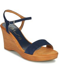 Unisa Uk:6.5 - Sandals - Blue