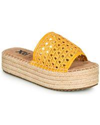 Xti Fredi Mules / Casual Shoes - Metallic
