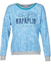 Napapijri - Bant Sweatshirt - Lyst