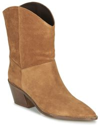André Minnesota Low Ankle Boots - Brown