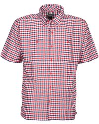 The North Face - M S/s Sand Shirt Short Sleeved Shirt - Lyst
