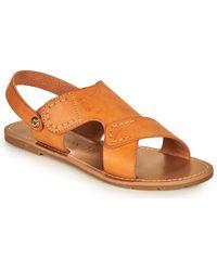 Chattawak June Sandals - Brown