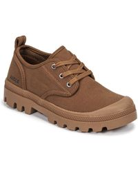 Aigle Terre Shoes (trainers) - Brown