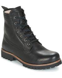 Blackstone Il62 Mid Boots - Black
