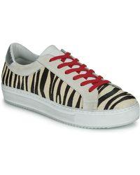IKKS Bq80015 Shoes (trainers) - White