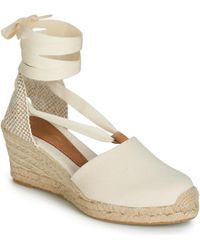 Betty London Granda Sandals - Natural