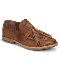 A.s.98 Zeport Moc Loafers / Casual Shoes - Brown
