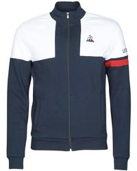 Le Coq Sportif Tri Fz Sweat N°1 M Tracksuit Jacket - Blue