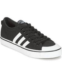 adidas Nizza Shoes - Black