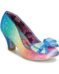 Irregular Choice - Lady Banjoe Women's Court Shoes In Multicolour - Lyst