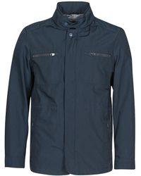 Geox Renny Field Jkt Jacket - Blue
