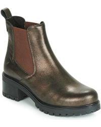 Betty London - Laettitia Low Ankle Boots - Lyst