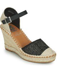 Xti Sparrow Espadrilles / Casual Shoes - Black