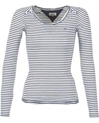 Hilfiger Denim - Narisse Long Sleeve T-shirt - Lyst