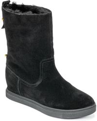 KG by Kurt Geiger Scorpio Mid Boots - Black