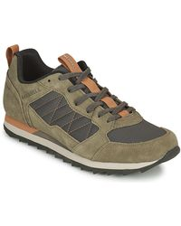 Merrell Alpine Trainer Shoes (trainers) - Green