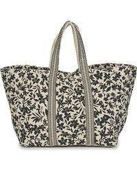 Petite Mendigote Mia Tivoli Shopper Bag - Natural
