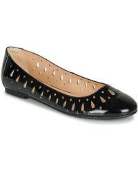 André Jenny Shoes (pumps / Ballerinas) - Black