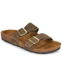 Oxbow Verak Flip Flops / Sandals (shoes) - Brown