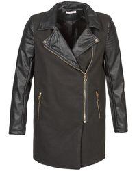Moony Mood Blair Coat - Black