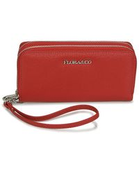 Nanucci K2710 Purse Wallet - Red
