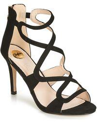 Buffalo 1660051 Sandals - Black
