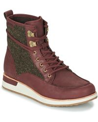 Merrell Roam Mid Mid Boots - Red